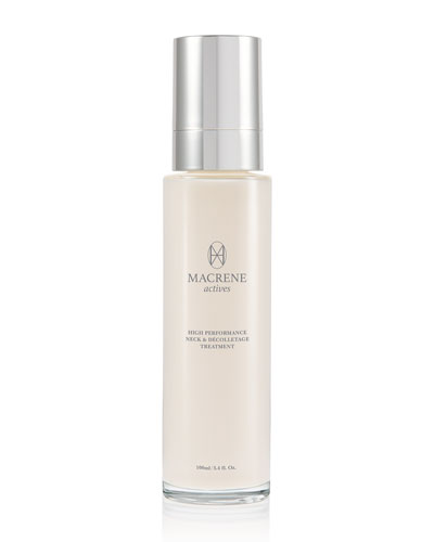 High Performance Neck and Decolletage Treatment  3.4 oz./ 100 mL