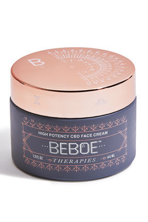 Beboe Therapies 1.5 oz. High Potency CBD Face Cream