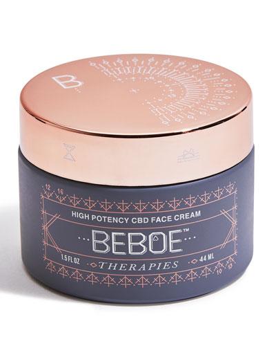 High Potency CBD Face Cream  1.5 oz. / 44 ml