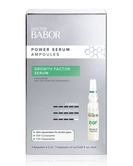 Image 1 of 2: BABOR POWER SERUM AMPOULES Growth Factor Serum