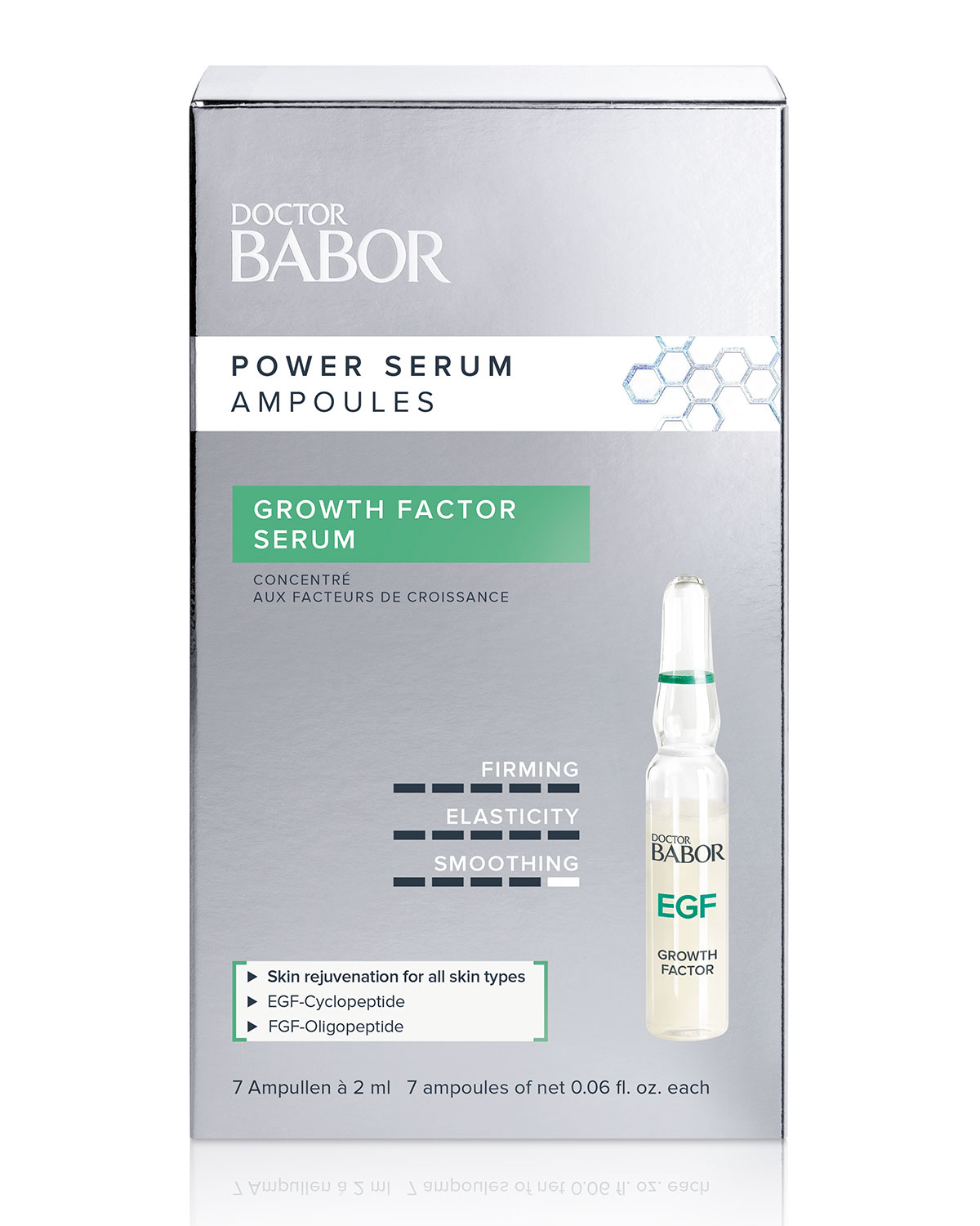 BABOR POWER SERUM AMPOULES Growth Factor Serum