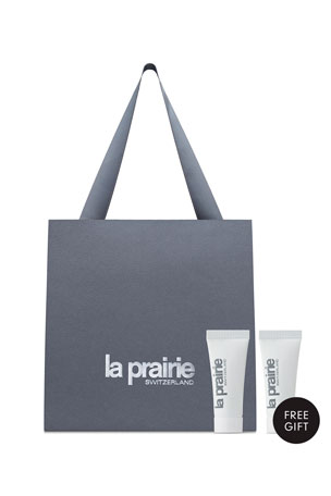 La Prairie Yours with any La Prairie Purchase