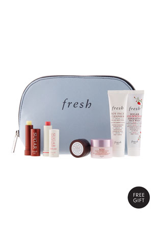 Fresh Yours with any $125 Fresh Purchase