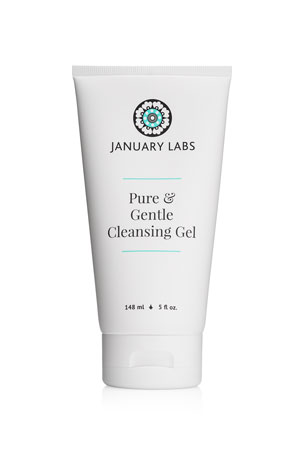 January Labs 5 oz. Pure and Gentle Cleansing Gel