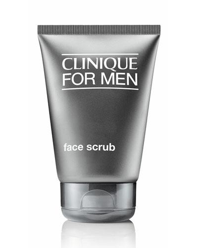 Clinique for Men's Face Scrub