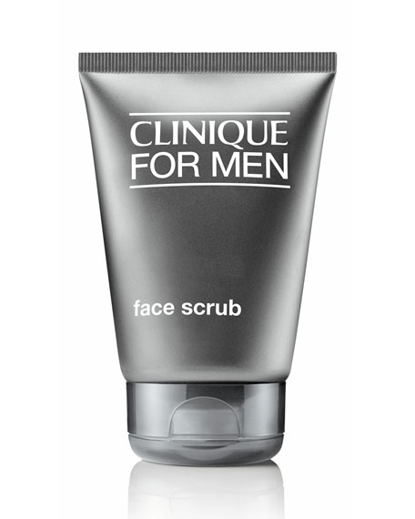 Clinique for Men's Face Scrub