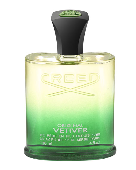 Creed Original Vetiver, 4.0 oz./ 120 mL