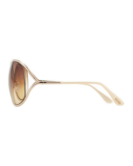 TOM FORD Miranda Sunglasses