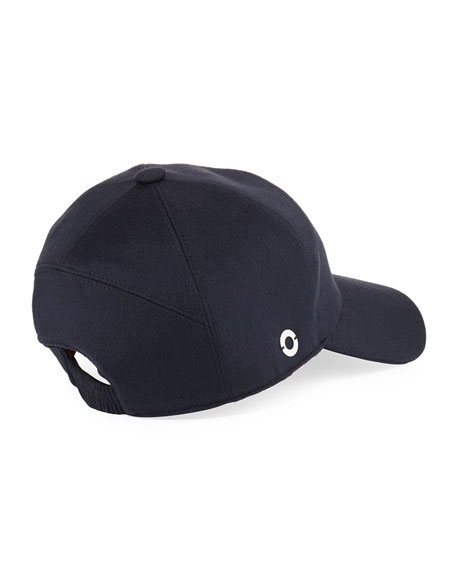 Storm System Cashmere Baseball Hat