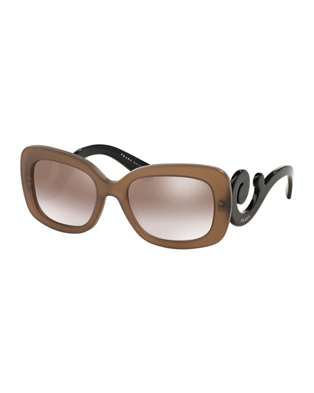 Square Baroque Sunglasses