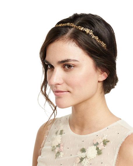 Arden Metal Bandeaux Headband