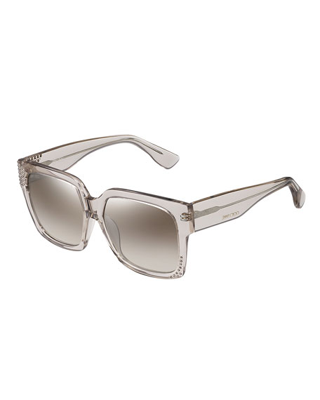 Jen Chunky Square Sunglasses