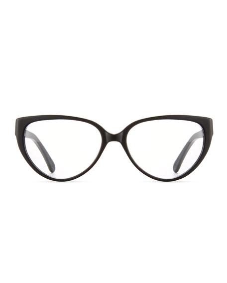 Cannes Cat-Eye Optical Frames