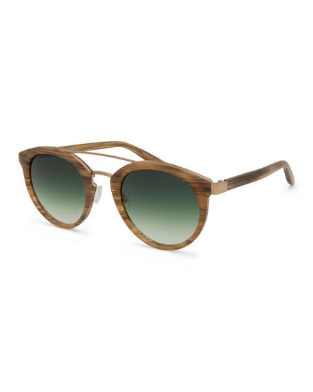Dalziel Universal-Fit Round Gradient Sunglasses