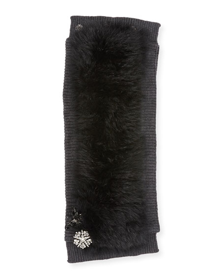 Hollie Fur Neck Warmer