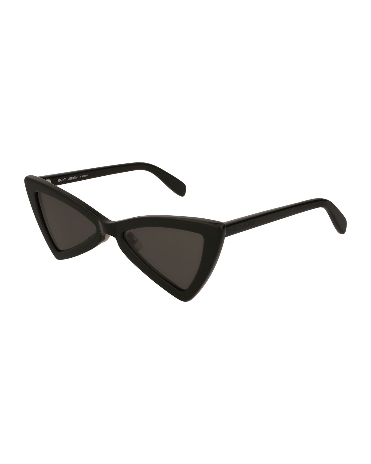 0b2342d7cf Saint Laurent SL 207 Triangle Acetate Sunglasses