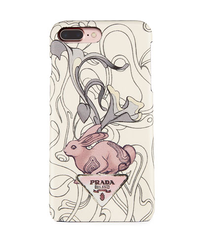 Glace Rabbit Liberty iPhone 7 Plus Case