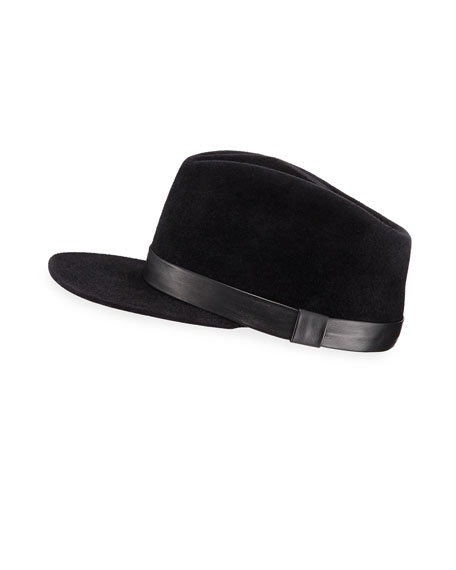 Gladys Tamez Double Agent Felt Military Hat