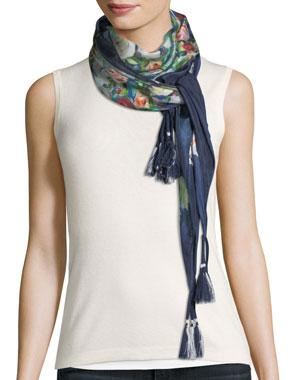 fb066d24d404 Designer Scarves   Wraps for Women at Neiman Marcus