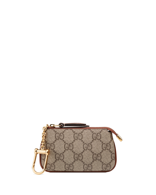 ead355042 Gucci Linea A GG Supreme Key Case | Neiman Marcus