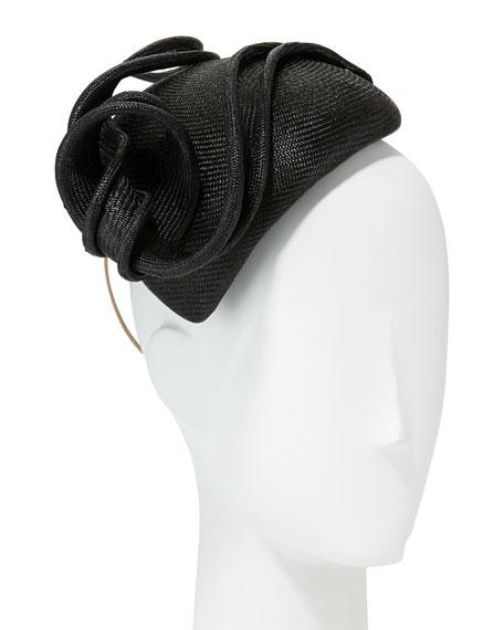 Straw Hat w/ Ribbon