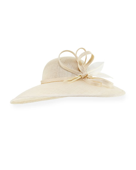 Sparkle Bell Derby Hat