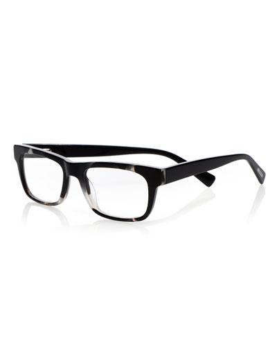 Style Guy Rectangle Acetate Reading Glasses