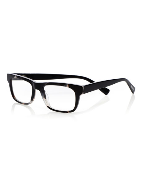 Eyebobs Style Guy Rectangle Acetate Reading Glasses