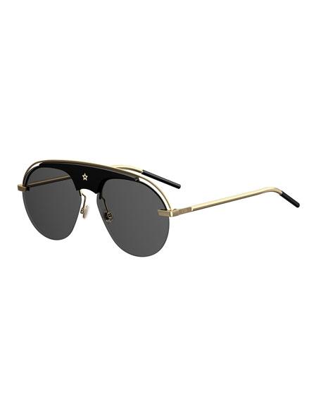 Dior Dio(R)evolution Aviator Sunglasses