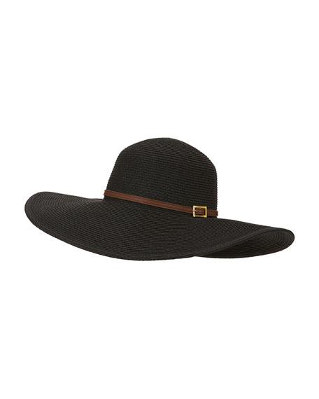 Melissa Odabash Jemima Wide-Brim Floppy Beach Hat  eb278b1b1726