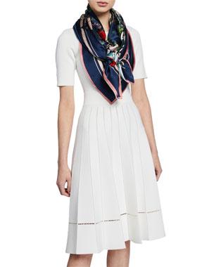 b93fb430cec9 Designer Scarves & Wraps for Women at Neiman Marcus