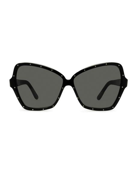 Celine Studded Butterfly Sunglasses