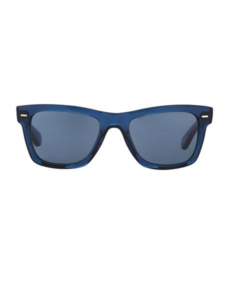 Oliver Peoples Square Acetate Sunglasses