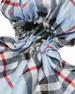 Burberry Vintage Check Silk Hair Scarf