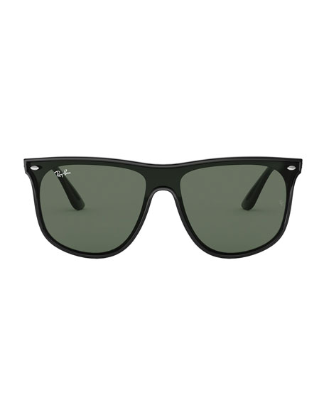 Ray-Ban Monochromatic Square Sunglasses
