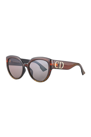Dior DDiorFS Butterfly Sunglasses