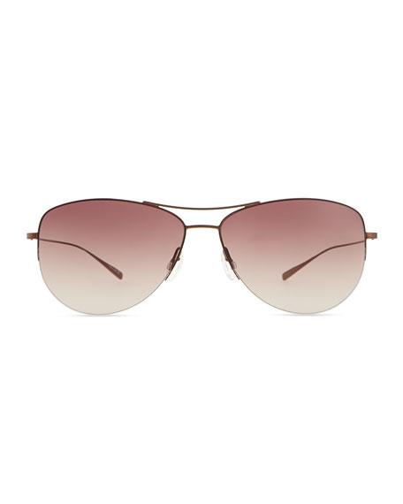 Strummer Aviator Sunglasses