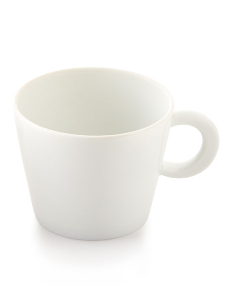 Bernardaud Ecume White Teacup