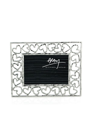 "Michael Aram Heart Picture Frame, 4"" x 6"""