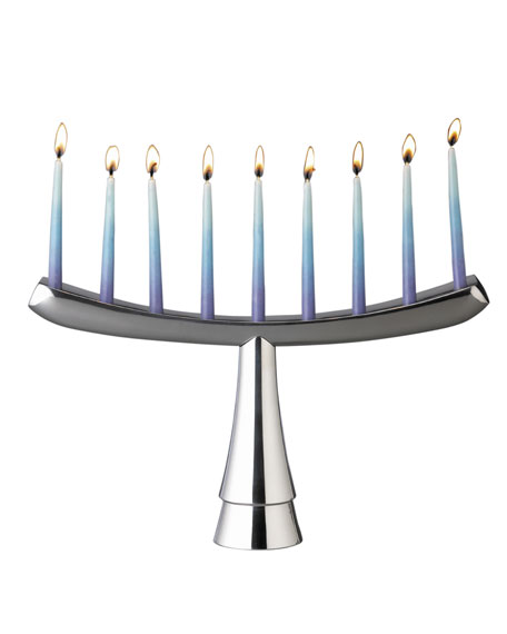 Metal Menorah