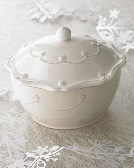 Berry & Thread Covered Casserole