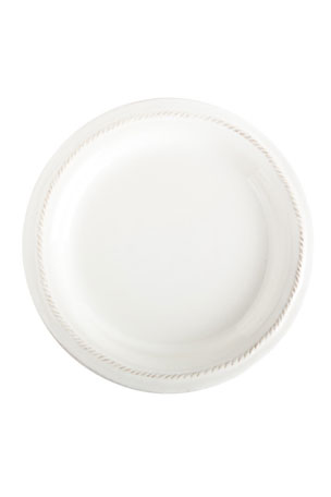 Juliska Berry & Thread White Round Side Plate
