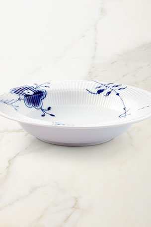 Royal Copenhagen Blue Fluted Mega Large Salad Bowl