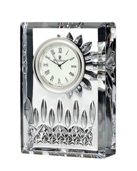 Waterford Crystal Lismore Clock