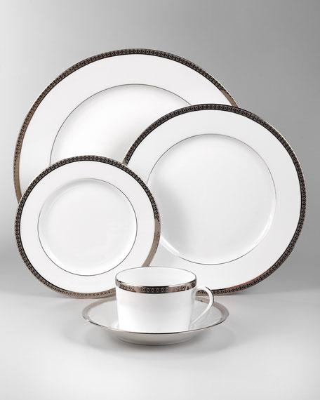 Haviland Symphony Platinum Dinner Plate