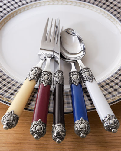 HAMPTON FORGE 20-Piece San Remo Flatware Set