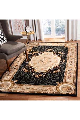 Safavieh Aubusson Night Rug, 2' x 3'