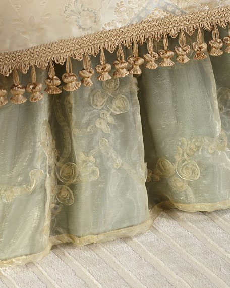 Sweet Dreams Queen Crystal Palace Dust Skirt