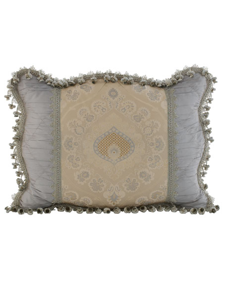 Sweet Dreams King Crystal Palace Medallion-Center Sham