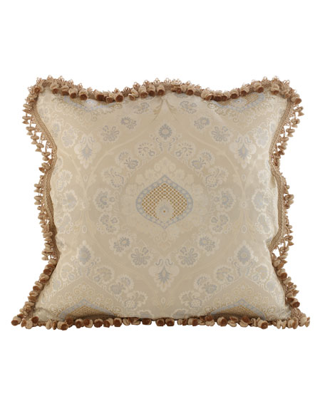 Sweet Dreams European Crystal Palace Medallion Sham
